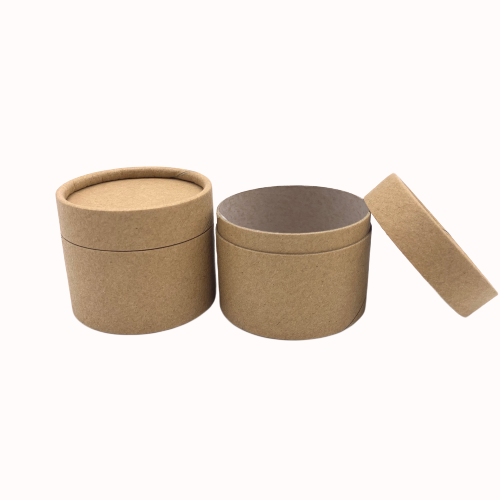 biodegradable cardboard cosmetic deodorant tube/jar/container